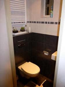 Toilet renovatie klaar